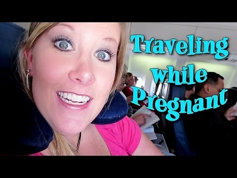 TRAVELING WHILE PREGNANT   Baby Steps: Cullen & Katie