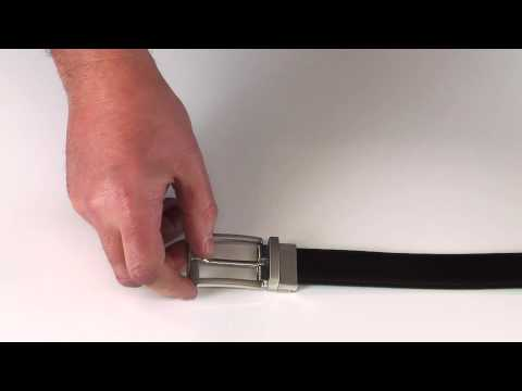 How to Reverse a Twist Reversible Belt