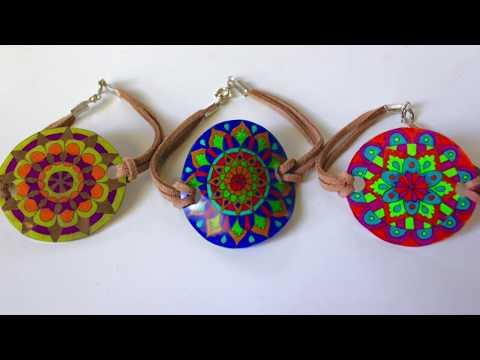 How To Make Mandala Jewelry