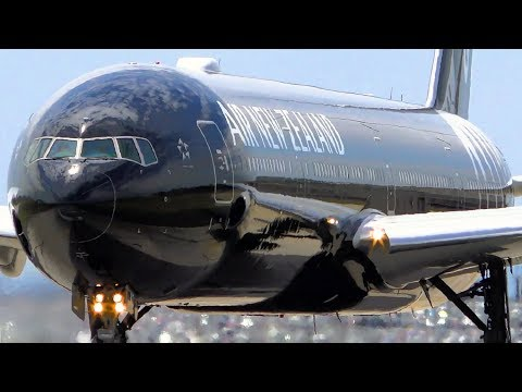 5 EXTREMELY CLOSE UP Boeing 777 Takeoffs   Melbourne Airport Plane Spotting