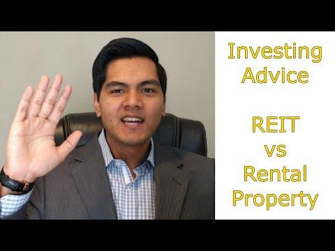 Investing in a REIT vs Rental Property | Koukun