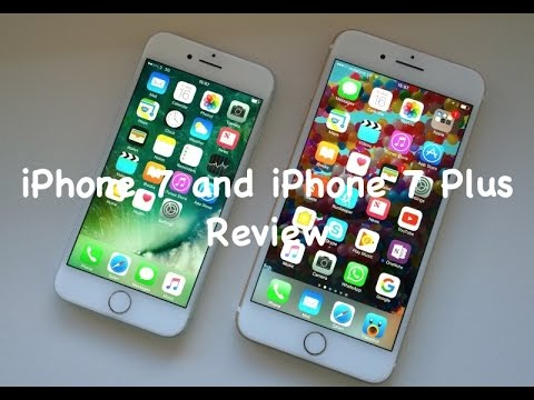 iPhone 7 and iPhone 7 Plus Review - iPhone Hacks