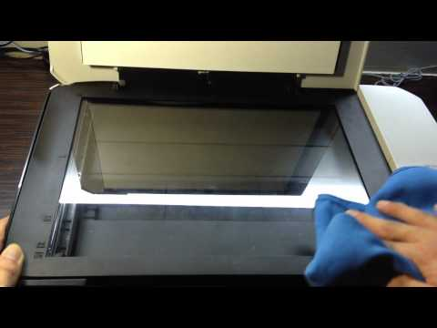 How To Thoroughly and Quickly Clean a Scanner -  A Tutorial