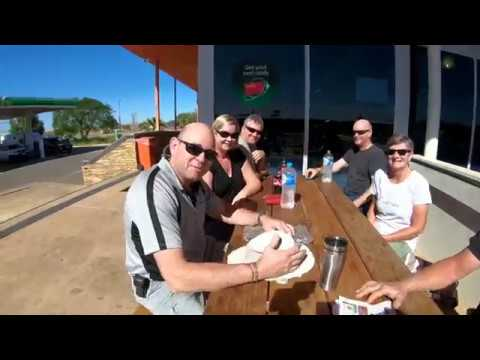 exmouth gulf camp-out 2018