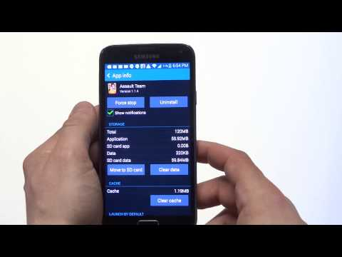 Samsung Galaxy S5 How To Delete Apps/Applications - Fliptroniks.com