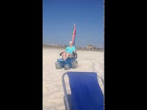 Beach Cruiser on Panama City Beach, FL