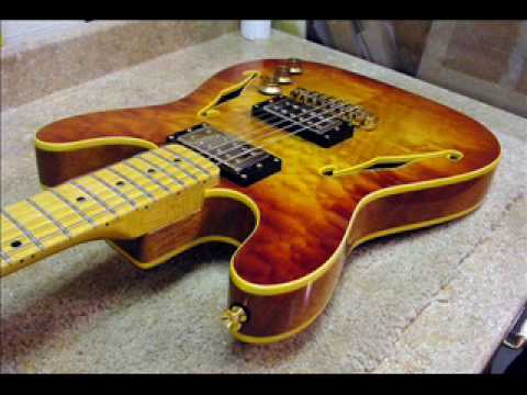 Building an Electric Guitar Step-by-Step by C-Rocker Guitars