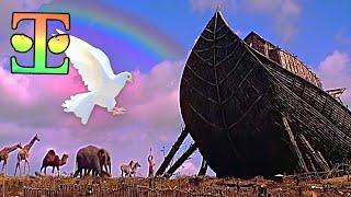 Noah's Ark Flood Story - Rare Accurate KJV Bible Movie