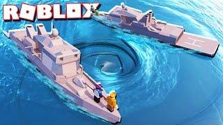 Roblox Adventures - BUILD A SHIP & BATTLE IN ROBLOX! (Shooty Ship)
