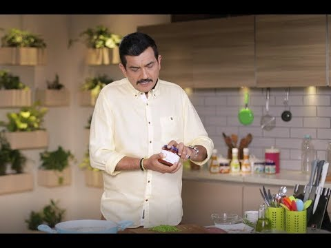 Sweet Potato Chips | Chef Sanjeev Kapoor | Veeba. Aaj Kya Khaoge?