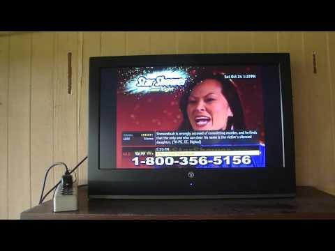 Run Through Free Over The Air HD Digital TV In Orlando Florida
