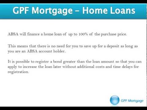 Absa Traditional Home Loan