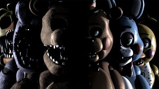 FREE ROAM FIVE NIGHTS AT FREDDY