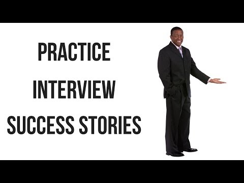 Master Your Interview Success Stories