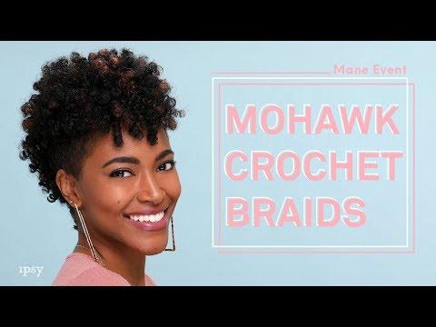 How To: Crochet Braids   ipsy Mane Event