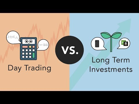 Day Trading vs. Long Term Investing | Phil Town