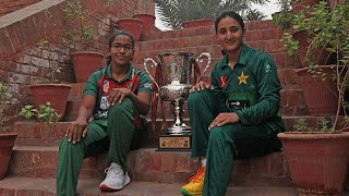 Highlights   Pakistan Women vs Bangladesh Women   1st ODI   Full Match   PCB