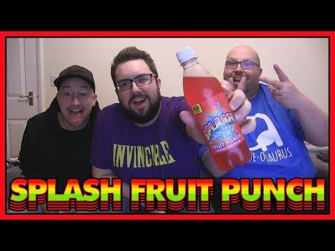 Splash Fruit Punch Review