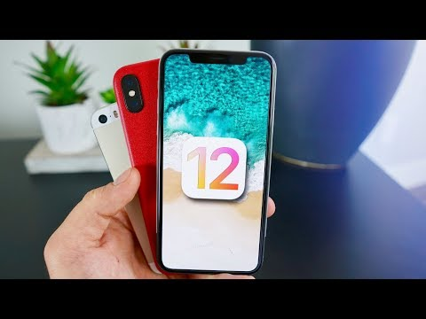 Top iOS 12 New Features, Release Date & Compatible Devices!