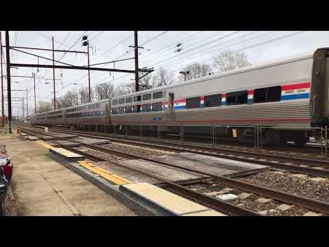 Amtrak Silver Meteor Holmesburg