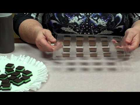 How Tom Make Layered Mints Candy