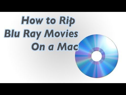 How To Rip Blu-Ray Movies