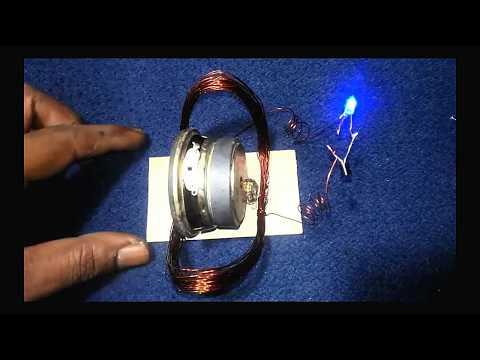 How to Get free Energy Generator - Free in ternet Speaker Magnet 100% work | Tech Talks #616