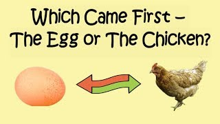 Most Brilliant IAS Interview Questions with Answers | who came first the chicken or the egg