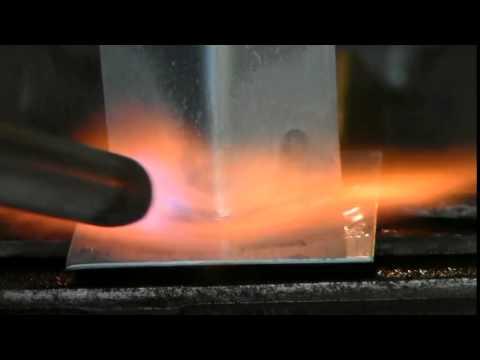 Cómo realizar una soldadura fuerte o una soldadura blanda en aluminio serie 3003