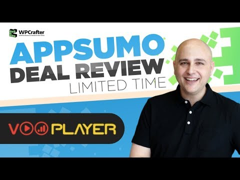 VooPlayer Review After Using It For 4 Years To Host Sales & Course Videos