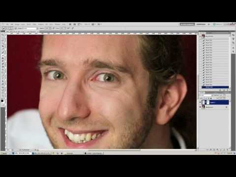 How to Swap Eyes in Photoshop