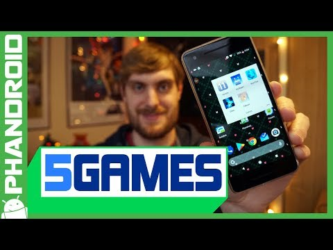 5 Best Android GAMES of the Week - 12/24/2017
