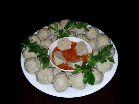 Homemade Asian Meatballs