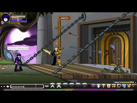 AQW how to get Blinding Light Of Destiny's Handle