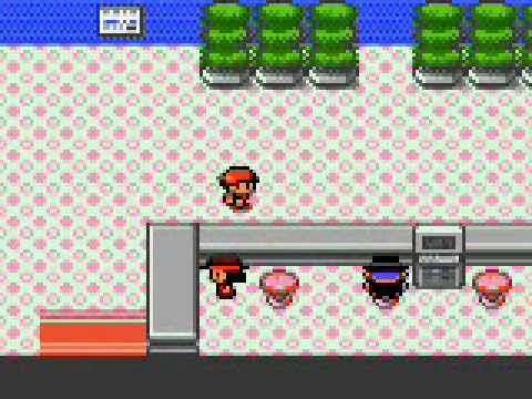 pokemon crystal where to find the radio