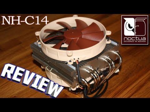 Noctua NH-C14 Heatsink Review [Heatpipe][Silent] (AMD/INTEL)