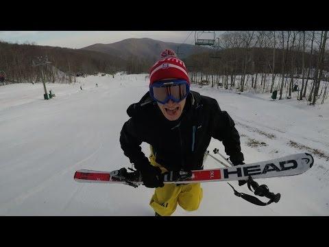 Maybe - A Ski Edit - Wintergreen, VA