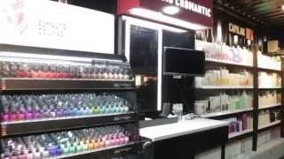 Pop-up Store Cromantic Feria Belleza Y Salud 2015