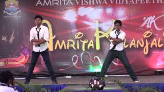 my final duo dance in ASE BANGALORE !