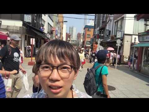 Pergi ke Asakusa, Tokyo SkyTree tower dan Tokyo Tower