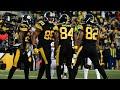 """Pittsburgh Steelers pump up 2017-2018""""Believer""""HD"""