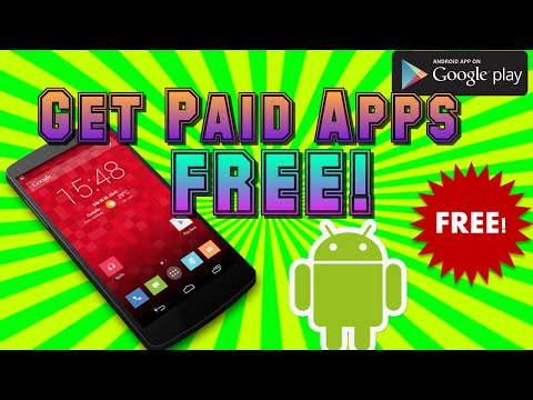 How to get paid Apps for FREE from Google Play NO ROOTING NO HACKING for Android