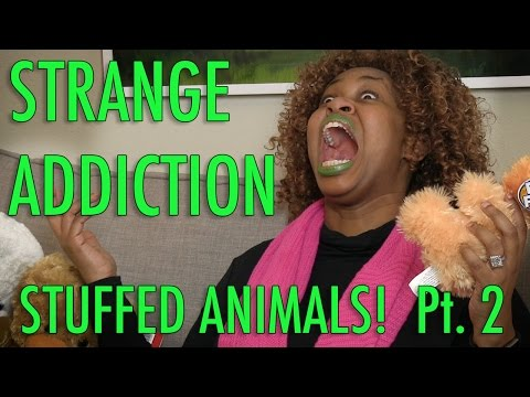 Glozell's Strange Addiction: Stuffed Animals EPISODE 2 - Family Feud