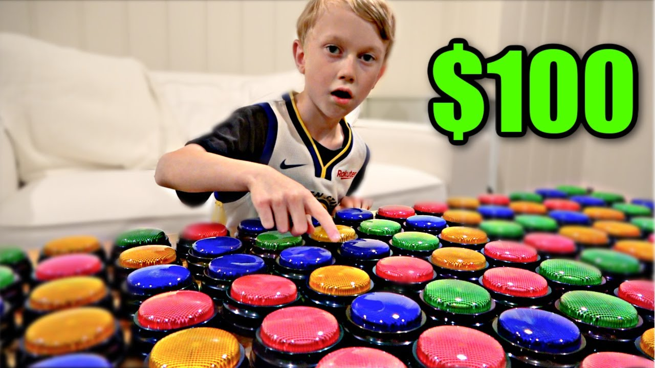 100 Trick Shots... Only ONE Lets You Win $100