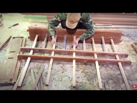 Amazing Woodworking Project - Build A Hardwood Window Frame For The New Home, How To, DIY