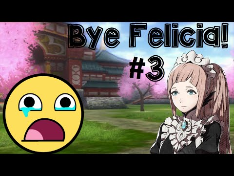 FIRE EMBLEM FATES: CONQUEST LUNATIC MODE BYE FELICIA! (CHAPTER 3 LET'S PLAY WALKTHROUGH) ENGLISH