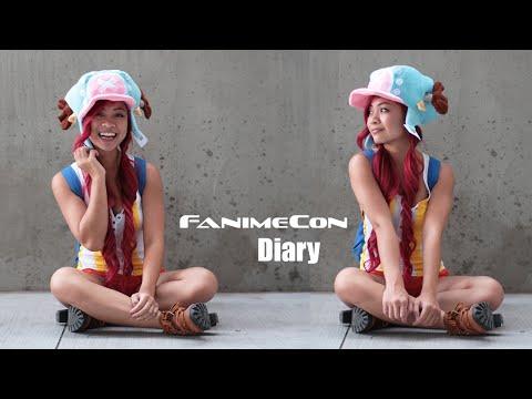 My GoPro Adventures: FanimeCon 2016