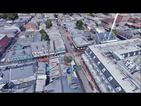 Google Earth VR Now Updated with Street View!