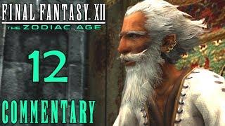Final Fantasy XII The Zodiac Age Walkthrough Part 12 - Return To Rabanastre (PS4 Gameplay)