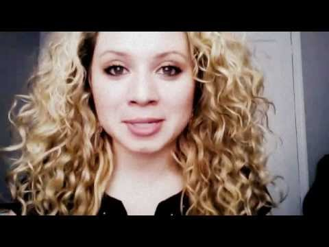 Curly Hair Product Review-AG Mousse Gel and Giovanni Direct Leave In